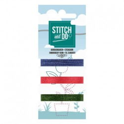 (STDOBG061)Stitch and Do 61 - Mini Garenkaart