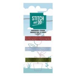 (STDOBG062)Stitch and Do 62 - Mini Garenkaart