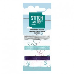 (STDOBG063)Stitch and Do 63 - Mini Garenkaart