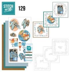 (STDO129)Stitch and Do 129 - Jeanine's Art - Gifts for Men