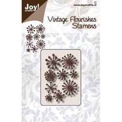 (6003/0096)Cutting dies Vintage flourishes - Stamens