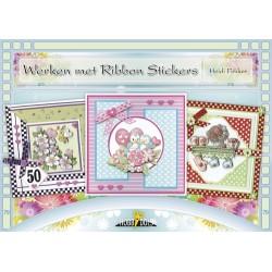 (HD079)Hobbydols 79 - Werken met Ribbon Stickers