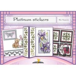 (HD092)Hobbydols 92 - Platinum stickers