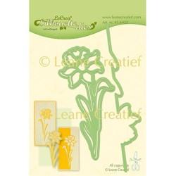 (45.6432)Lea'bilitie Cutting die Daffodil