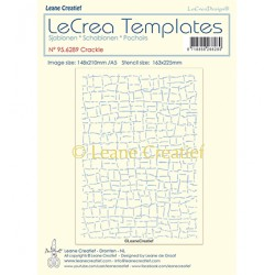 (95.6289)LeCrea Templates Crackle