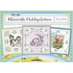 (HD091)Hobbydols 91 - Kleurrijk Hobbydotten