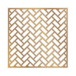 (CO726775)Couture Creations Parquet Tiles Background Cut, Foil and Emboss DIe