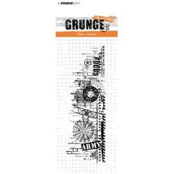 (STAMPSL342)Studio light Stamp Grunge Collection nr.342