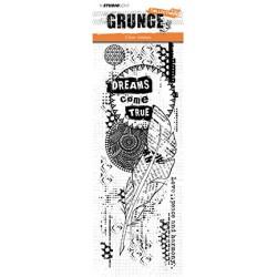 (STAMPSL356)Studio light Stamp Grunge Collection 2.0, nr.356