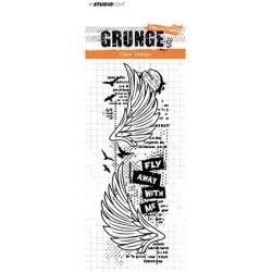 (STAMPSL364)Studio light Stamp Grunge Collection 2.0, nr.364
