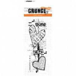 (STAMPSL365)Studio light Stamp Grunge Collection 2.0, nr.365