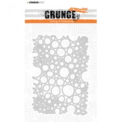 (STENCILSL175)Studio Light Cutting and Embossing Die, Grunge Collection 2.0, nr.175