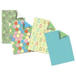 Pergamano Design paper collection Summer garden (62597)