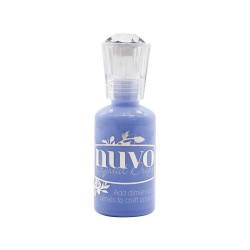 (1807N)Tonic Studios Nuvo crystal drops 30ml berry blue