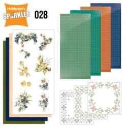 (SPDO028)Sparkles Set 28 - Spring Delight