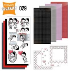 (SPDO029)Sparkles Set 29 - Petit Pierrot