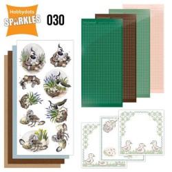 (SPDO030)Sparkles Set 30 - Amy Design - Botanical Spring