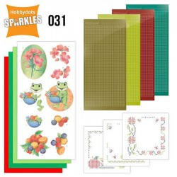 (SPDO031)Sparkles Set 31 - Jeanine's Art - Well Wishes