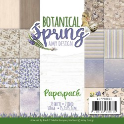 (ADPP10031)Paperpack - Amy Design - Botanical Spring
