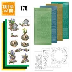(DODO175)Dot and Do 175 - Amy Design - Botanical Spring