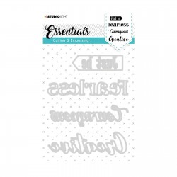 (STENCILSL269)Studio Light dies Essentials nr.269