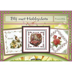 (HD104)Hobbydols 104 Blij met hobbydots