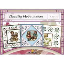 (HD115)Hobbydols 115 - Gezellig Hobbydotten