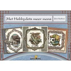 (HD122)Hobbydols 122 - Met Hobbydots meer mans