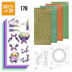 (DODO178)Dot and Do 178 - Lavender