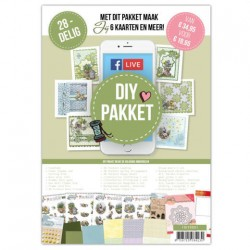 (FDIY0001)Facebook Live DIY Pakket