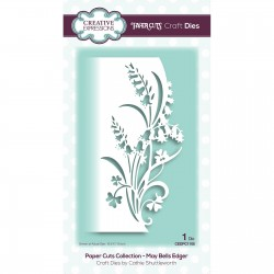 (CEDPC1108)Creative Expressions • Paper cuts Craft dies May bells edger