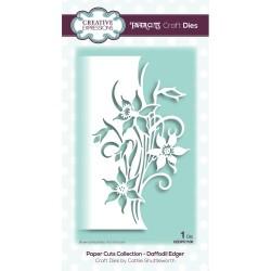 (CEDPC1109)Creative Expressions • Paper cuts Craft dies Daffodil edger
