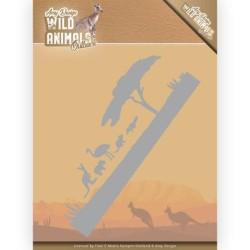 (ADD10205)Dies - Amy Design - Wild Animals Outback - Landscape