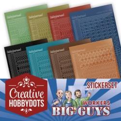 (CHSTS002)Creative Hobbydots 2 - Sticker Set
