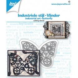 (6002/1475)Cutting debossing dies Industrial art-butterfly