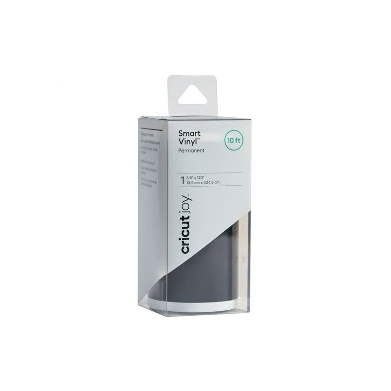 (2008035)Cricut Joy Smart Vinyl Permanent Value Roll Black