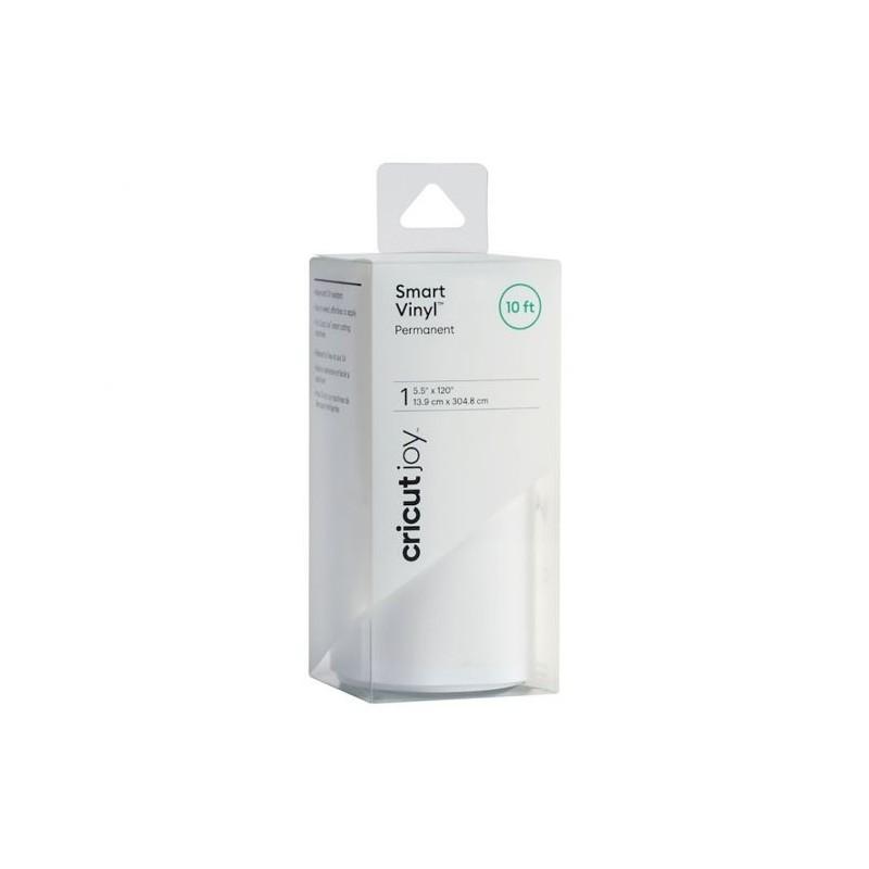 (2008036)Cricut Joy Smart Vinyl Permanent Value Roll White