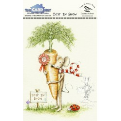 (CCMMBIS)The Card Hut Best In Show Clear Stamps