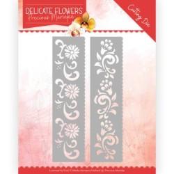 (PM10179)Dies - Precious Marieke Delicate Flowers - Delicate Flower Border