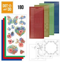 (DODO180)Dot and Do 180 - Summer Flowers