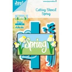 (6002/1500)Cutting dies Spring