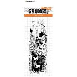 (STAMPSL453)Studio light Stamp Grunge Collection 4.0, nr.453