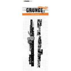 (STAMPSL454)Studio light Stamp Grunge Collection 4.0, nr.454