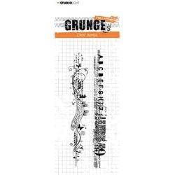 (STAMPSL455)Studio light Stamp Grunge Collection 4.0, nr.455