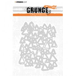 (STENCILSL272)Studio Light Cutting and Embossing Die, Grunge Collection 4.0, nr.272