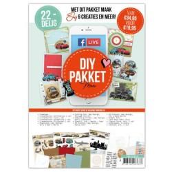 (FDIY0003)Facebook Live DIY Pakket - Men