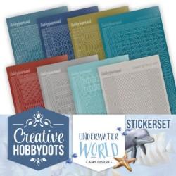 (CHSTS003)Creative Hobbydots 3 - Sticker Set