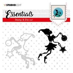 (BASICSDC44)Studio light Stamp & Die Cut Essentials 44