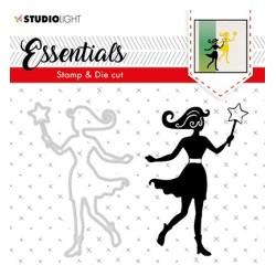 (BASICSDC45)Studio light Stamp & Die Cut Essentials 45