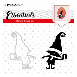 (BASICSDC46)Studio light Stamp & Die Cut Essentials 46